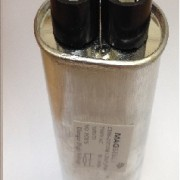 HV Capacitors 2500 V