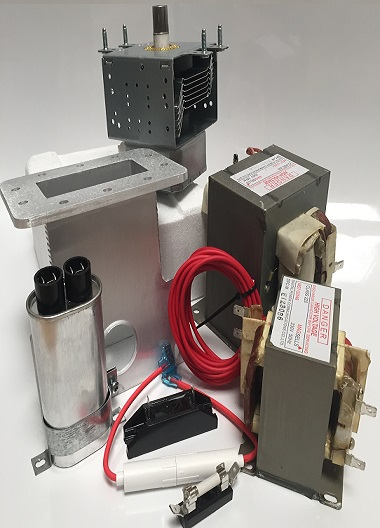 Microwave Generator Kits and industrial components
