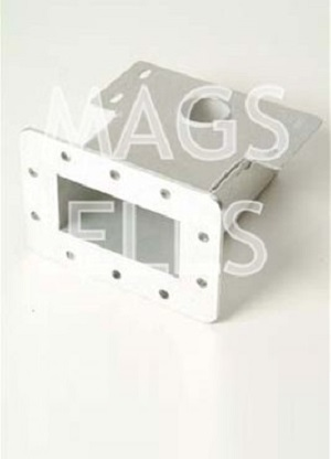 MICROWAVE-WAVEGUIDE-LAUNCHER-WR340-WR9A-MSWGL132T