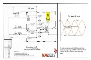 2 Kilowatts HD generator kit wiring diagram 1
